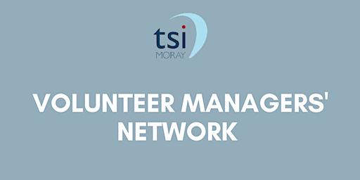 Volunteer Managers Network Meeting