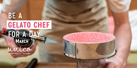 Be a Gelato Chef for a Day (1st March) tickets