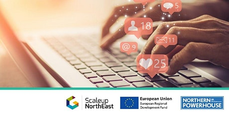 Marketing Vision - Scaleup North East Insight Workshop tickets