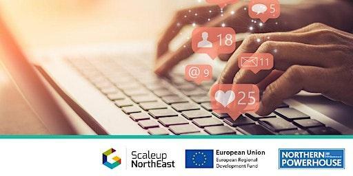 Marketing Vision - Scaleup North East Insight Workshop