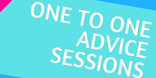 1 to 1 advice sessions with Andy @ Learning SPACE