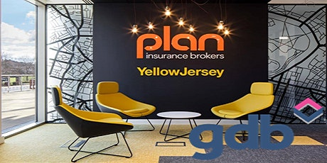 gdb Pastries & Networking at Plan Insurance Brokers, Redhill tickets