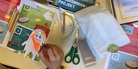 Making: Leuchtendes Monster mit LED tickets