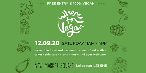 100% Vegan Event!