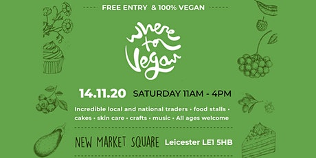 100% Vegan Event! tickets