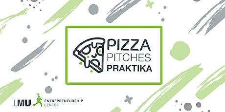 Pizza, Pitches & Praktika Tickets