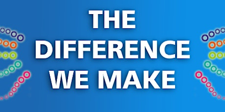 The Difference We Make (Social Impact) tickets