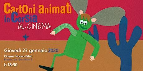 Cartoni Animati in Corsia biglietti