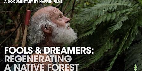 Fools & Dreamers film screening, and talk by Professor Richard Harding tickets