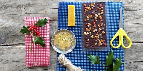 Valentine's Day Workshop: Chocolate & Reusable Beeswax Wrap tickets