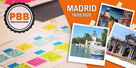 Formación PBB en Madrid entradas