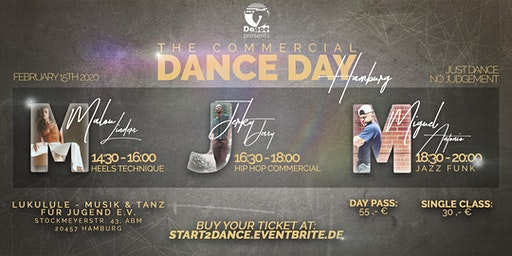 Start2Dance - Commercial Dance Day  HH