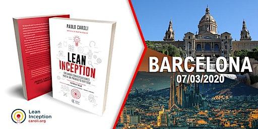 Formación Lean Inception en Barcelona