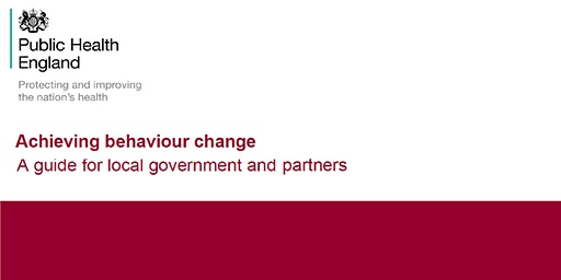 Behaviour Change Guide for Local Government & Partners - Launch Webinar
