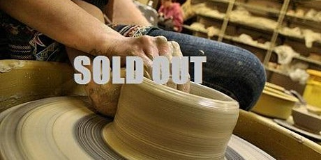 Pottery Throwing Workshop tickets