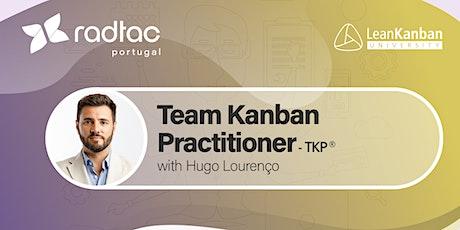 Team Kanban Practitioner (TKP)® bilhetes