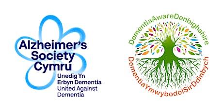 Hyffordiant - Gweld Tu Mewn i Ddementia / Training - Step inside Dementia tickets