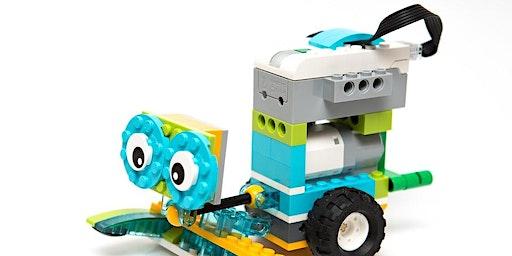 Space Rover Lego Challenge workshop