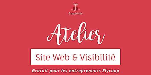 Atelier Site Web et Visibilité 28/02/20