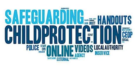 Safeguarding 3 Designated Liaison Person (DLP) tickets