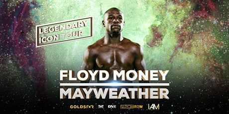 IAM Floyd Mayweather Jr tickets