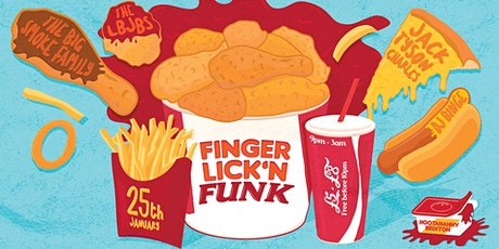 Finger Lick'n Funk tickets