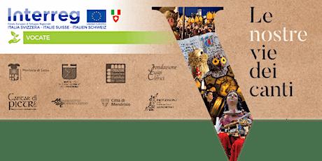 La voce della terra: canti e riti della tradizione (VoCaTe) - Presentazione del Progetto biglietti