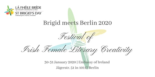 Brigid meets Berlin- Festival of Irish Female Literary Creativity