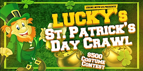 Lucky's St. Patricks Day Crawl - Louisville tickets