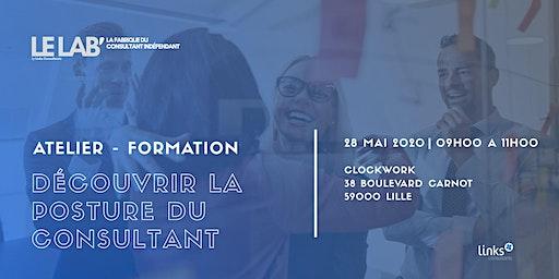 Atelier Formation #Lille | Découvrir la posture du consultant