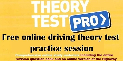 Driving Theory Test Prectice Session
