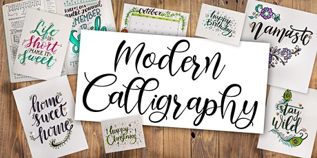 Beginners Calligraphy Workshop at Just Footprints The Forum  Chester tickets