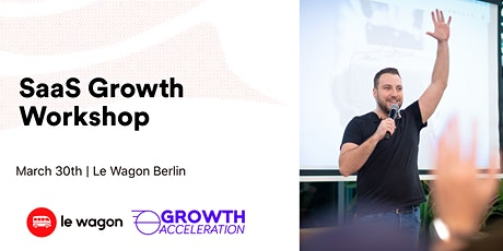 SaaS Growth with Daniel Levelev, Growth Acceleration  tickets