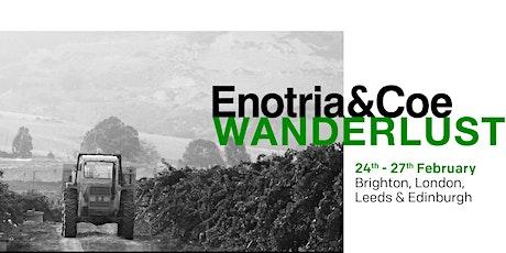 Wanderlust 2020 - Edinburgh tickets