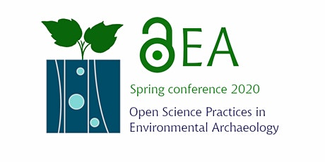 Open Science Practices in Environmental Archaeology tickets