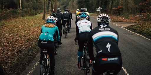 First HotChillee CC Surrey Ride of 2020!