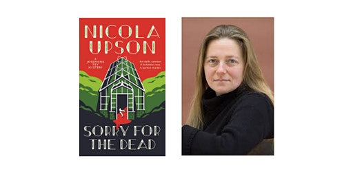 Author Event with Nicola Upson at Henleaze Library
