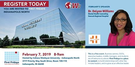 First Fridays February with Dr. DeLynn Williams tickets