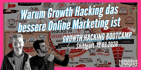 GROWTH HACKING BOOTCAMP - Stuttgart Tickets