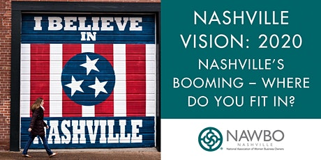 Panel Discussion:  Nashville's Booming, Where Do You Fit In?  tickets
