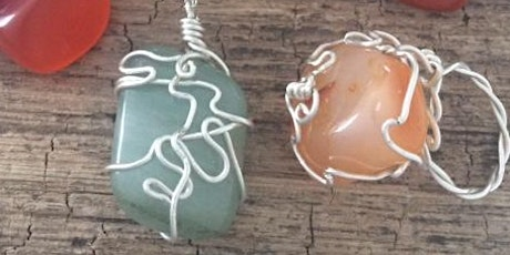 Jewellery & Silversmithing Workshop: Stone Wire Wrapping Workshop tickets