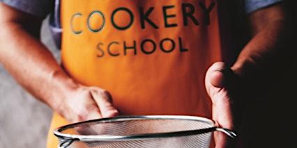 WAITROSE COOKERY SCHOOL - VEGETARIAN SUPPERS  -07 FEB