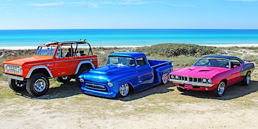 Emerald Coast Cruizin' March  2020