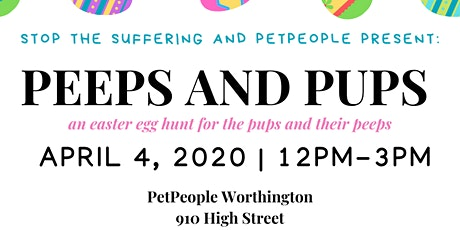 STS and PetPeople: Peeps and Pups 2020! tickets