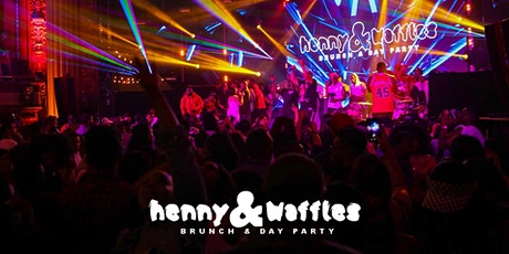 HENNY&WAFFLES CHICAGO | NBA ALL STAR WEEKEND | FEB 16 | RECESS : CITY HALL tickets