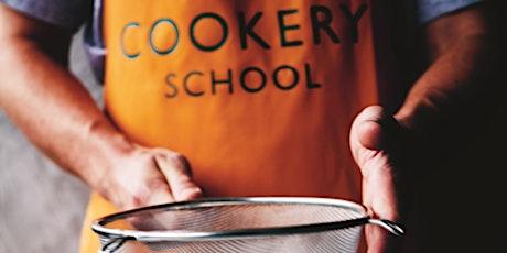 WAITROSE COOKERY SCHOOL - PIZZA & PROSECCO - 27 FEB tickets