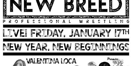 MPWA New Breed: New Year, New Beginnings tickets