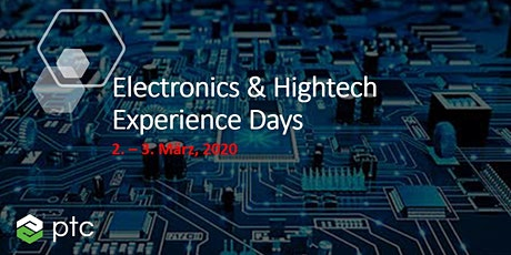 PTC Electronics & Hightech Experience Days Tickets