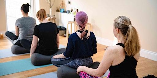 Qoya and Yoga Nidra Meditation Workshop