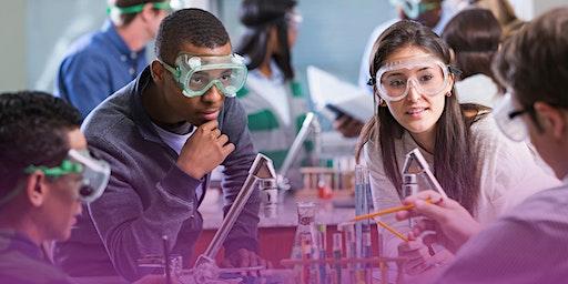 Booz Allen Foundation Educators STEM Open House